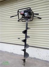 厂家推荐电线杆挖坑机手扶苗木栽种打眼机小型轻便地钻机图片