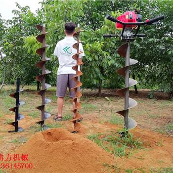 生产商穆棱便携式取土钻机