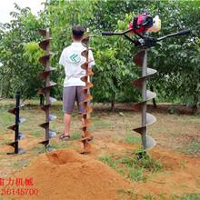 大同市全国可发种树钻孔机图片