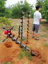 南京市下关区单人可操作管桩掏土机图片