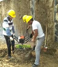 伊春市建筑机器地钻挖坑机图片
