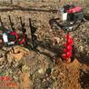 小型挖坑机绿化专用
