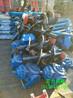 拖拉机挖坑机建筑管桩