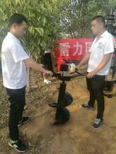 多功能手提地钻植树挖坑机正品厂家直销图片