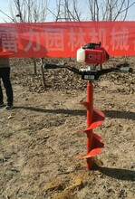 小型挖坑机生产厂家推荐优质植树挖坑机专业地钻直销图片