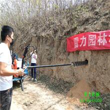 河南横向钻孔机打洞机生产厂家优选雷力图片
