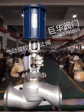大量供应不锈钢气动波纹管截止阀WJ641W-16P-DN100图片