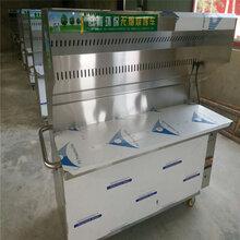 百色汇奇厨房油烟净化烧烤炉炭烤环保设备用的住产品