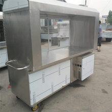 湖南環保燒烤車排煙罩凈化一體機清洗方式圖片