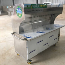江西燒烤凈化車燒烤爐凈化一體機服務全面圖片