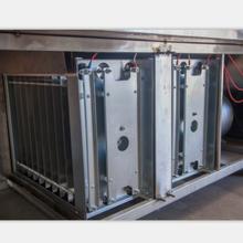 商用环保炭烤车环保烧烤机排烟罩目测无烟图片