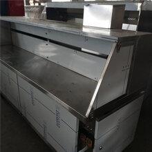 政润无烟净化烧烤车油烟处理器专业做厨房设备