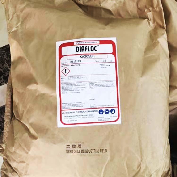 日本三菱化学絮凝剂阳离子KP206BH产品详情