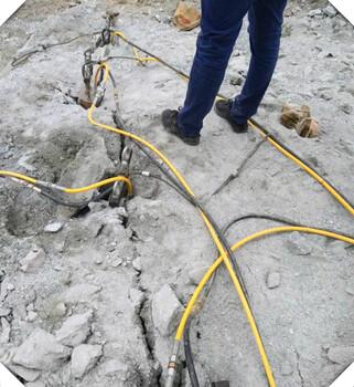 日喀则-订购花岗岩柱塞劈裂棒劈裂机厂家联系方式