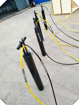 威海-订购110柱塞式劈裂棒劈裂机日产3千方