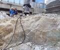 中卫开采轴岩液压岩石劈裂棒一天多少方