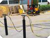 泉州柱塞式液压分裂棒液压劈裂机的用途