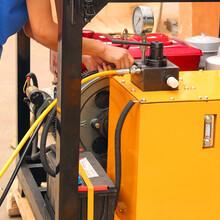 梧州矿山开采裂石器液压分裂棒液压劈裂机代理商图片