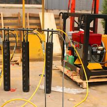 梧州矿山开采裂石器液压分裂棒液压劈裂机公司图片