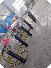 温州矿山开采裂石器液压分裂棒液压劈裂机?#38706;?#35780;述图片
