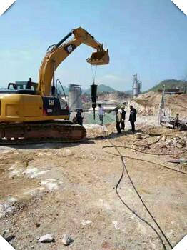 巷道掘进采石裂石头装备张北县厂家直销