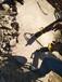 采石場破硬石頭的液壓劈裂機指導報價