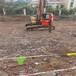 昭通改裝巖石鋸挖機挖機改裝360度旋轉橫切豎切