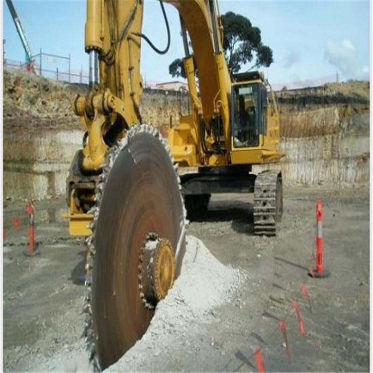 运城市徐工圆盘岩石锯挖掘机驱动岩石锯价钱