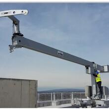美國Skyclimber進口伸縮臂T擦窗機圖片