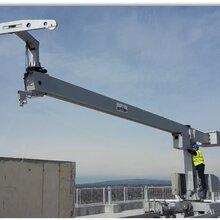 美国Skyclimber进口伸缩臂T擦窗机图片