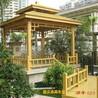 重庆渝昊木业专业制作防腐木围栏实木栏杆