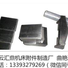 機床冷軋鋼板導軌防護罩在機床附件中的應用圖片