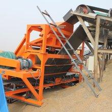环保节能干式磁选机固定式干选机移动式干选机砂矿干选机图片