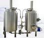 方聯專業訂做不銹鋼釀酒生產設備啤酒生產線儲酒罐