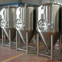 广州方联加工定做各种规格大小不锈钢果酒发酵容器+超声波搅拌罐+卧式冷冻罐