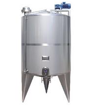 广州方联不锈钢酵素罐+304脱色搅拌罐30立方大型储罐