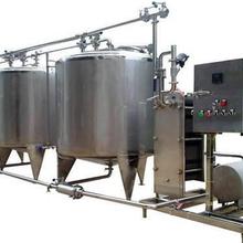 不銹鋼清洗機CIP清洗系統全自動清洗設備冷凍設備單位圖片