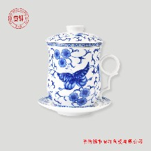 创意礼品陶瓷茶杯,个性礼品茶杯厂家