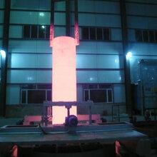厂家定制生产淬火炉用陶瓷纤维模块保温衬里