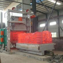 正火炉采用的盛阳生产的纤维炉衬结构,蓄热少,升温速度快