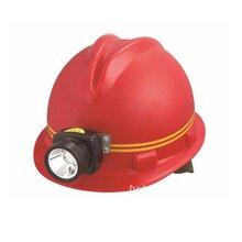 矿山矿灯安全帽V型ABS矿灯帽LED防事情不是自己表面上看到爆安全帽图片