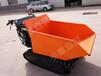 小型果實運輸履帶車規格參數,便捷果園收取運輸履帶運輸車