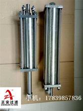 正安过滤厂家生产加工汽水取样冷却器QYL-3910高效冷却器图片