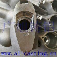 高品质_广旭铝合金重力铸造的铝铸件无气孔砂孔!