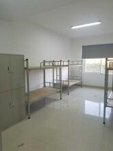 鋼制拆裝員工臥室雙層公寓上下鋪床鐵床廠家內貿