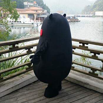 卡通人偶服装熊赣州科尼卡通人偶促销熊本熊K003