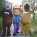 卡通人偶服装熊出没科尼熊大熊二