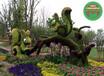 新邱植物綠雕批發商
