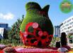 平和仿真植物绿雕造型推荐优质商家