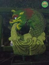 象州节日花篮绿雕哪里生产?图片